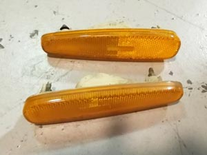 S14 1995 to 1996 front side marker lights